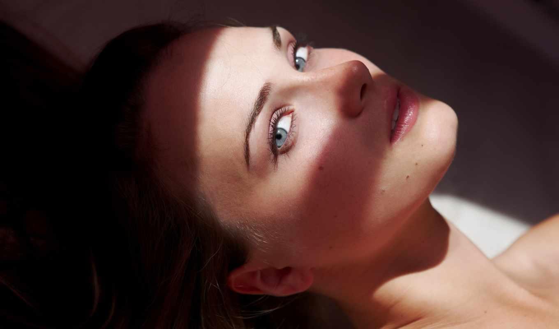 julia, models, magazine, women, shadows, faces, мая, archives, art,