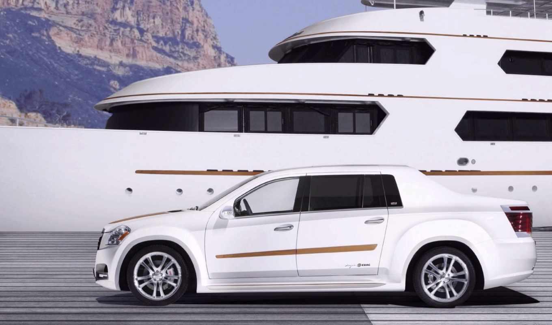 edag, luv, авто, автомобили, автомобиль, машины, картинку, корабля, если, фоне,