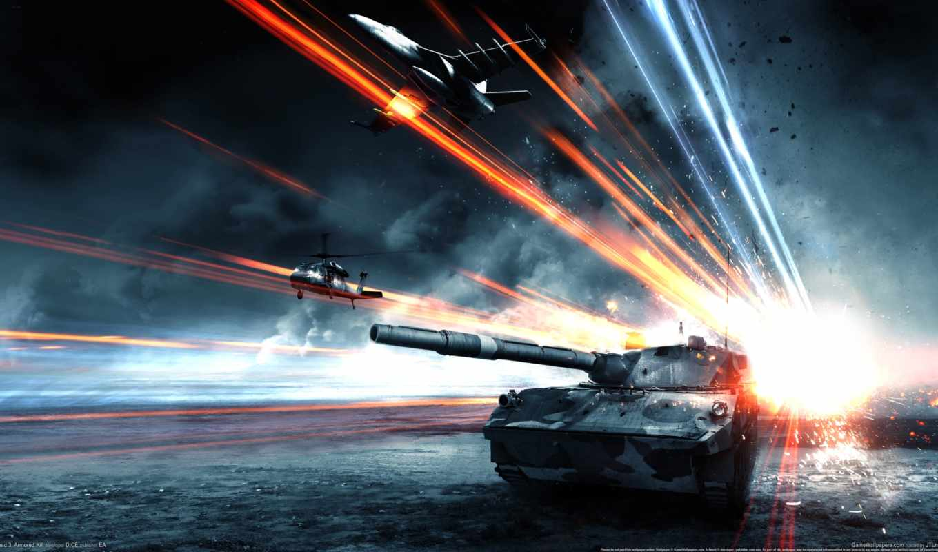 battlefield, armored, kill, trailer,