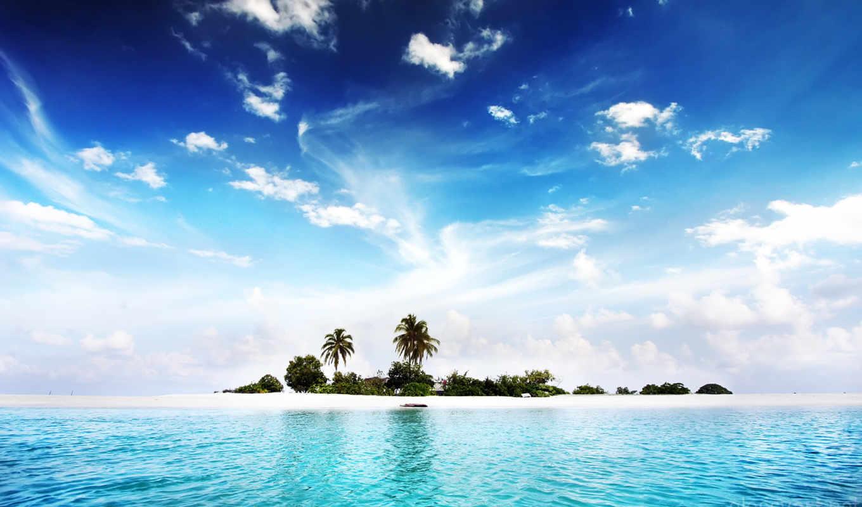 остров, острова, far, филипсбург, пляж, удивительно, пожить, красивый, little, острове, таком,