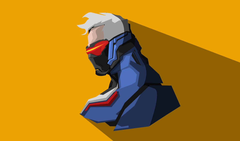 overwatch, minimal, artwork, солдат, mercy, pinterest, dva, goku,