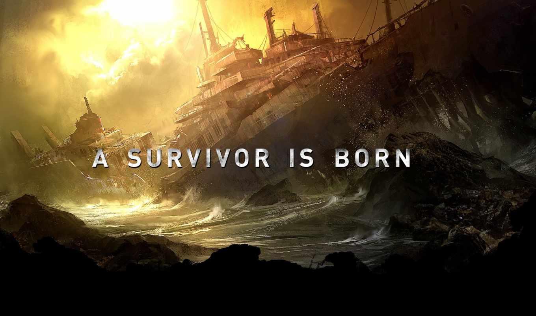 raider, born, survivor, lara, разное, artwork,