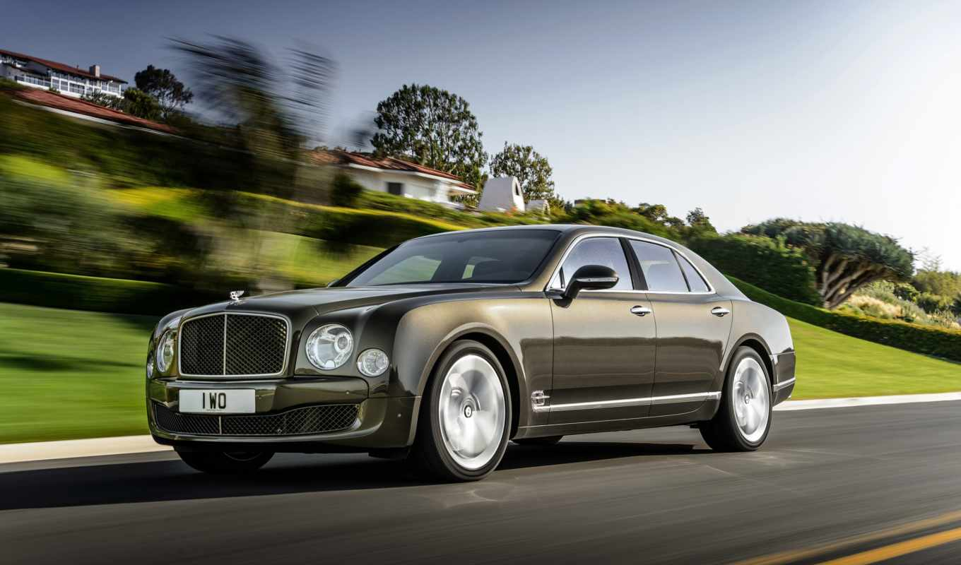 bentley, mulsanne, скорость,