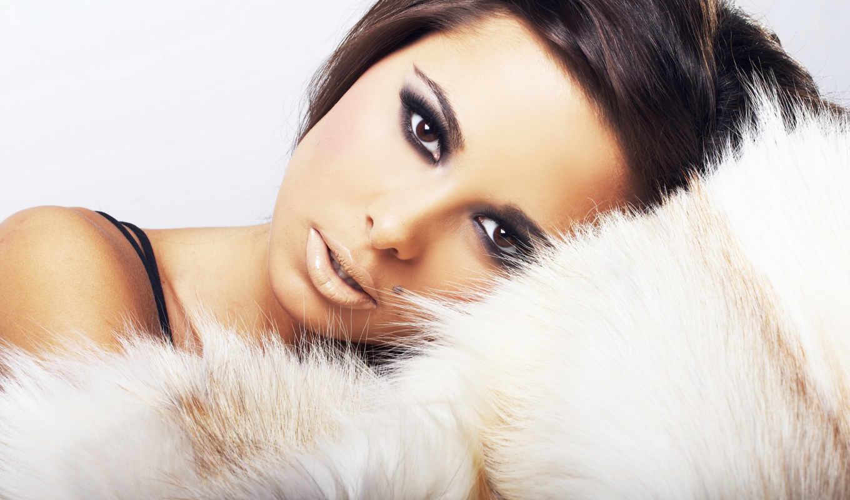 макияж, brunette, balan, vidya, взгляд, лицо, очарование, свадебный,