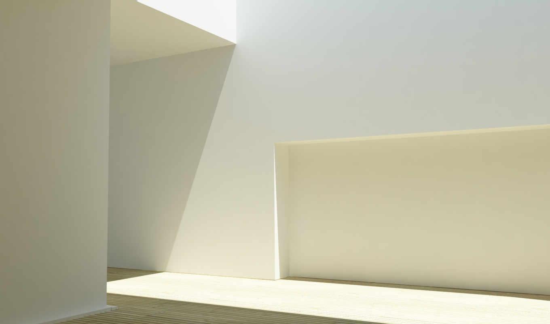 архитектура, стены, свет, дизайн, помещение,