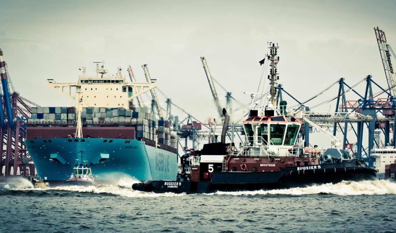 корабли, container, maersk, море, лайнер, космос, line, первую, cruise,