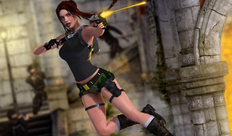лучшие обои скачать Tomb Raider