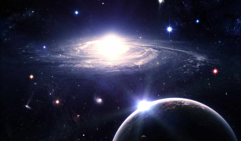 galaxy, planet, stars, звезды, space, галактики, планеты, planets, desktop,