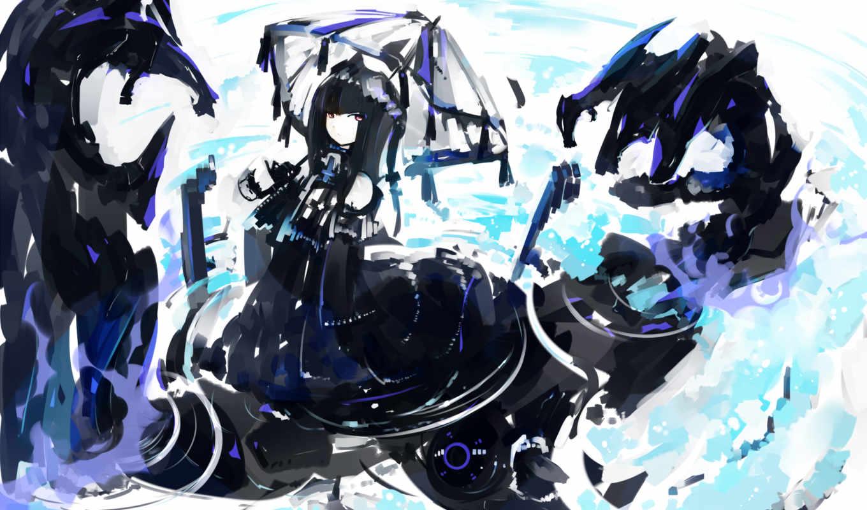 gothic, anime, dress, fashion, lolita, artistic, umbrellas, girls, artwork, hair, similar, umbrella,