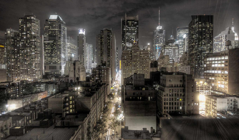 коллекция, мегаполис, ipad, iphone, landscape, urban, user, ночь, смотреть, apple