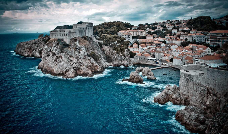 хорватия, дубровник, город, калининград, country, hotel, день, journey, экскурсия