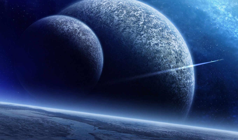 планеты, поверхность, космос, planet,