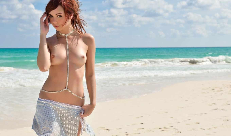 ariel, rebel, эротика, пляж, profile, sexy, обнаженная,