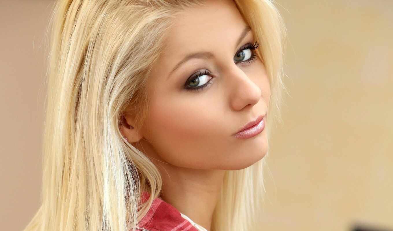 vkontakt, blonde