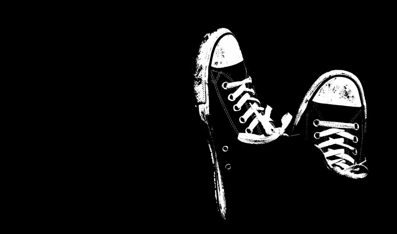 чёрно, кеды, white, кружева, black, минимализм, туфли, кот, белое,