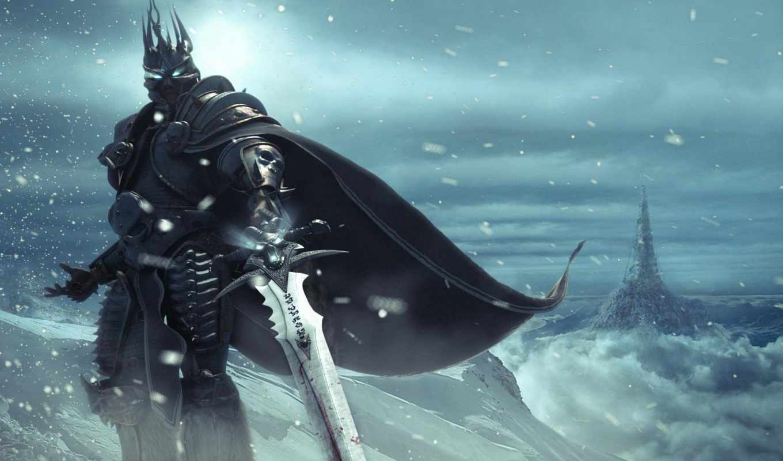 king, warcraft, wow, arthas, world, games, video,