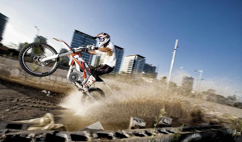 ktm, freeride, der, мотоцикл, спорт, electric, mit, moto, die, eicma, photo, action, für,