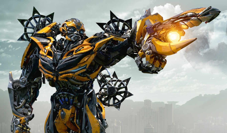 трансформеры, transformers, era, истребления, киностудия, сниматься, age, марк,