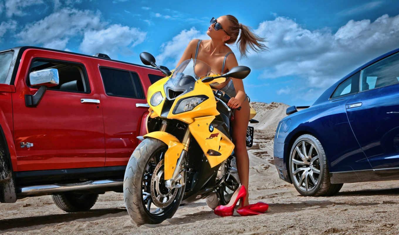 девушка, devushki, мотоциклы, мотоцикл, мотоцикле, туфли, мотоцике,