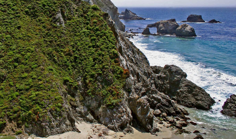 nature, nggallery, красивых, gallery, sfondi, моря, морской, прибой, screen, подборка, photos, закат, поросшие, страница, берега, июня, горы, склоны, savers,