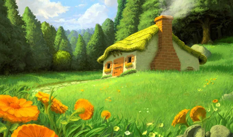 nature, windows, view, украины,