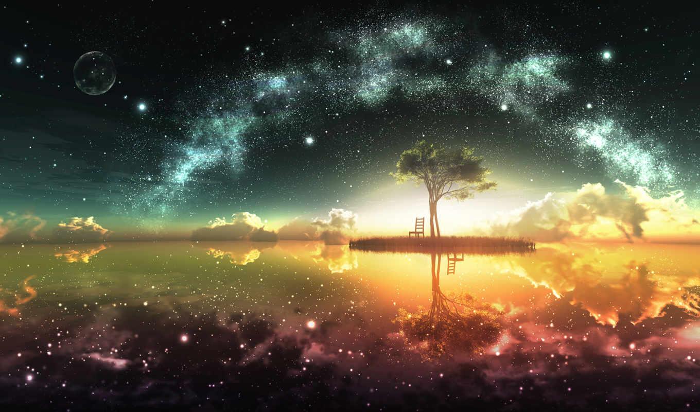 landscape, сказочный, you, world, изображение, pharos, this,