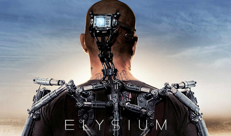 elysium, filme, por, neill, matt, damon, blomkamp,