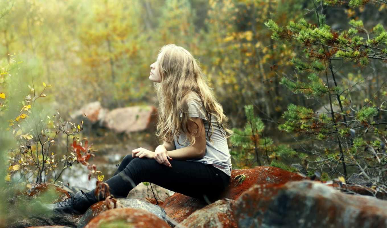 девушка, осень, настроение, красивые, devushki,