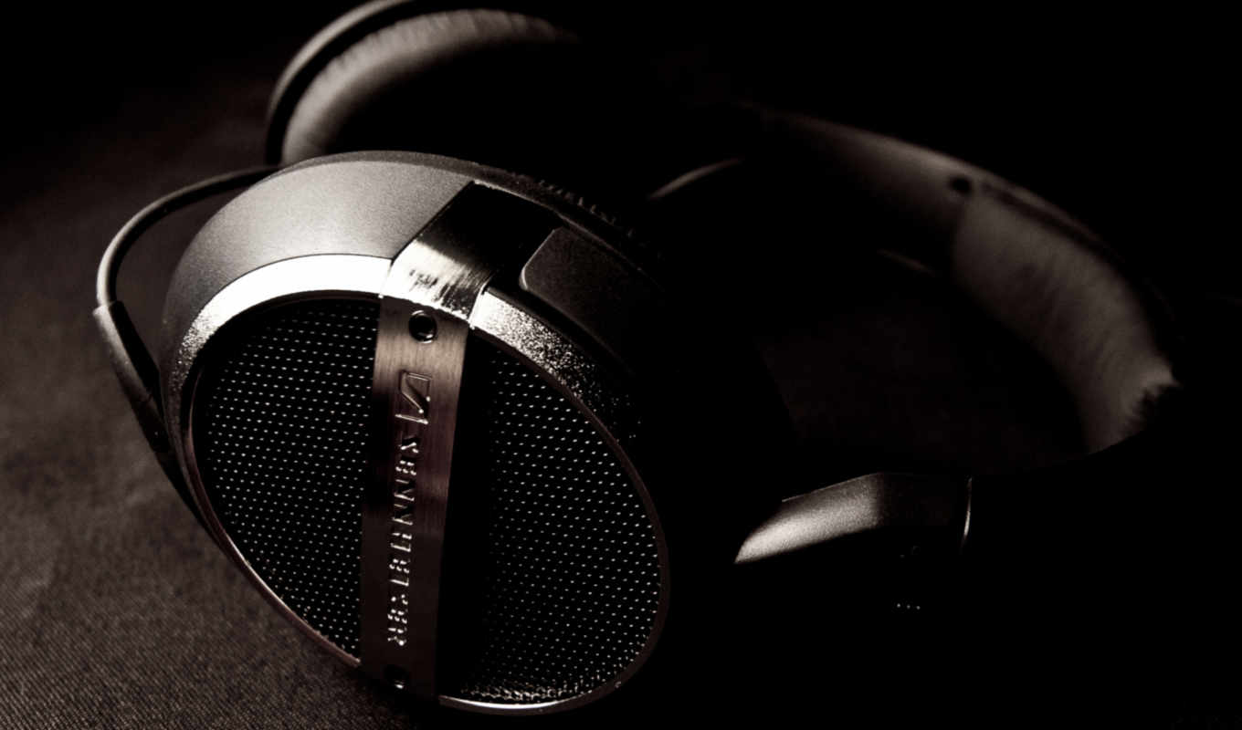 наушники, музыка, headphones, sennheiser,