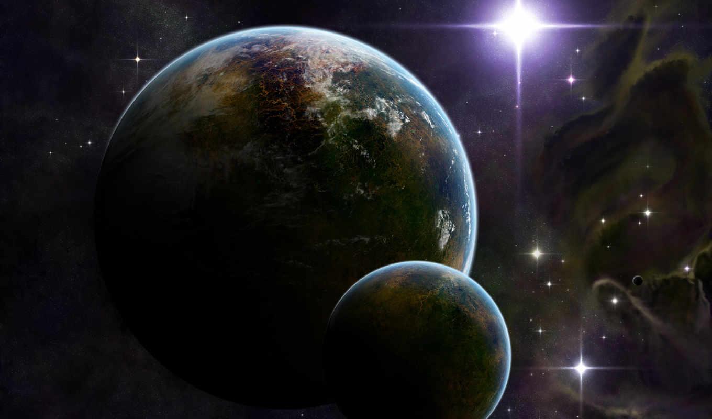 planet, phaeton,  планеты, звезда,