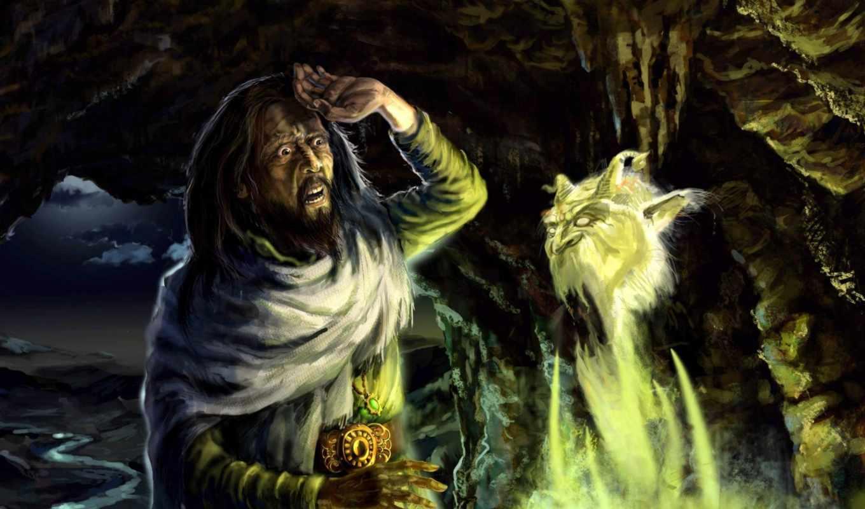 магия, коллекция, fantasy, сказание, демоны,