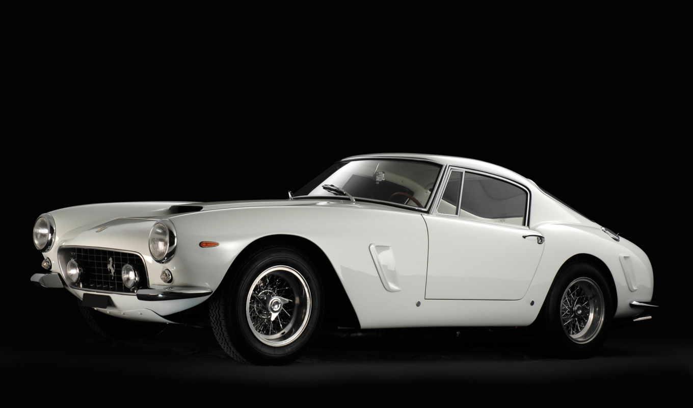 ретро, ferrari, автомобилей, самые, дорогие, своем, рейтинге, века, прошлого, годов, спорткары, автомобили, место,