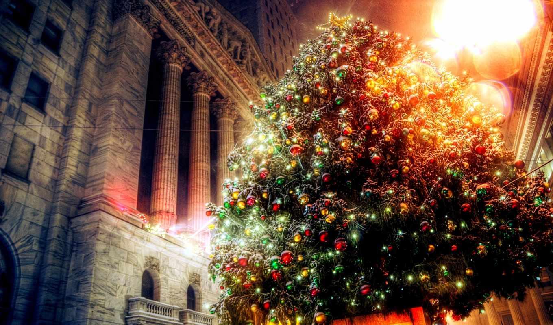 you, дерево, new, год, джордж, lee, christmas, последний, michael, around, am, brenda,