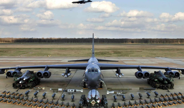 нато, бомбардировщик, air, американский, стратегический, боекомплектом,