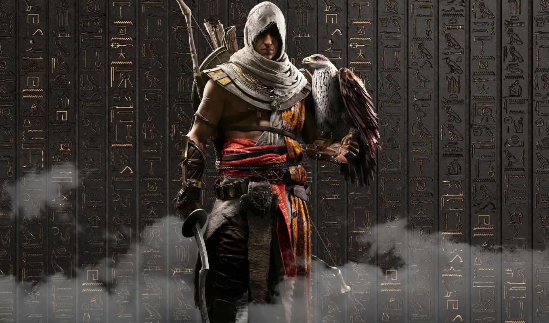 creed, origins, assassin, game