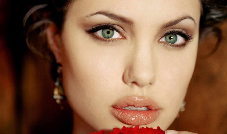 jolie, макияж, анджелины, анджелина, макияжа, глаза, глаз, самых, красивых, женщин,
