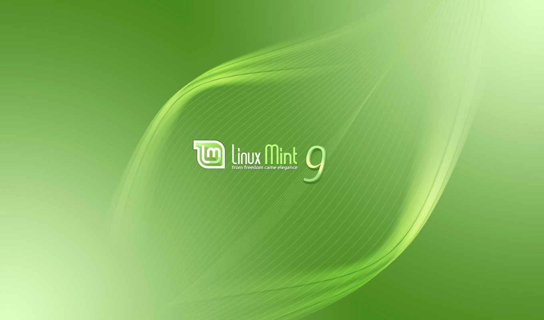 linux, мята,