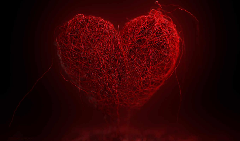 сердце, widescreen, desktop, free, photography,