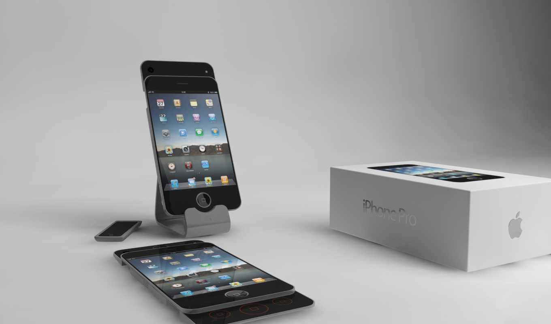 iphone, pro, марта, концепт, apple,