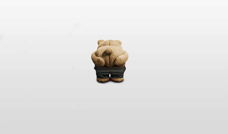 ted, поза, третий, лишний, михо, медведь, штаны, зад, facebook,