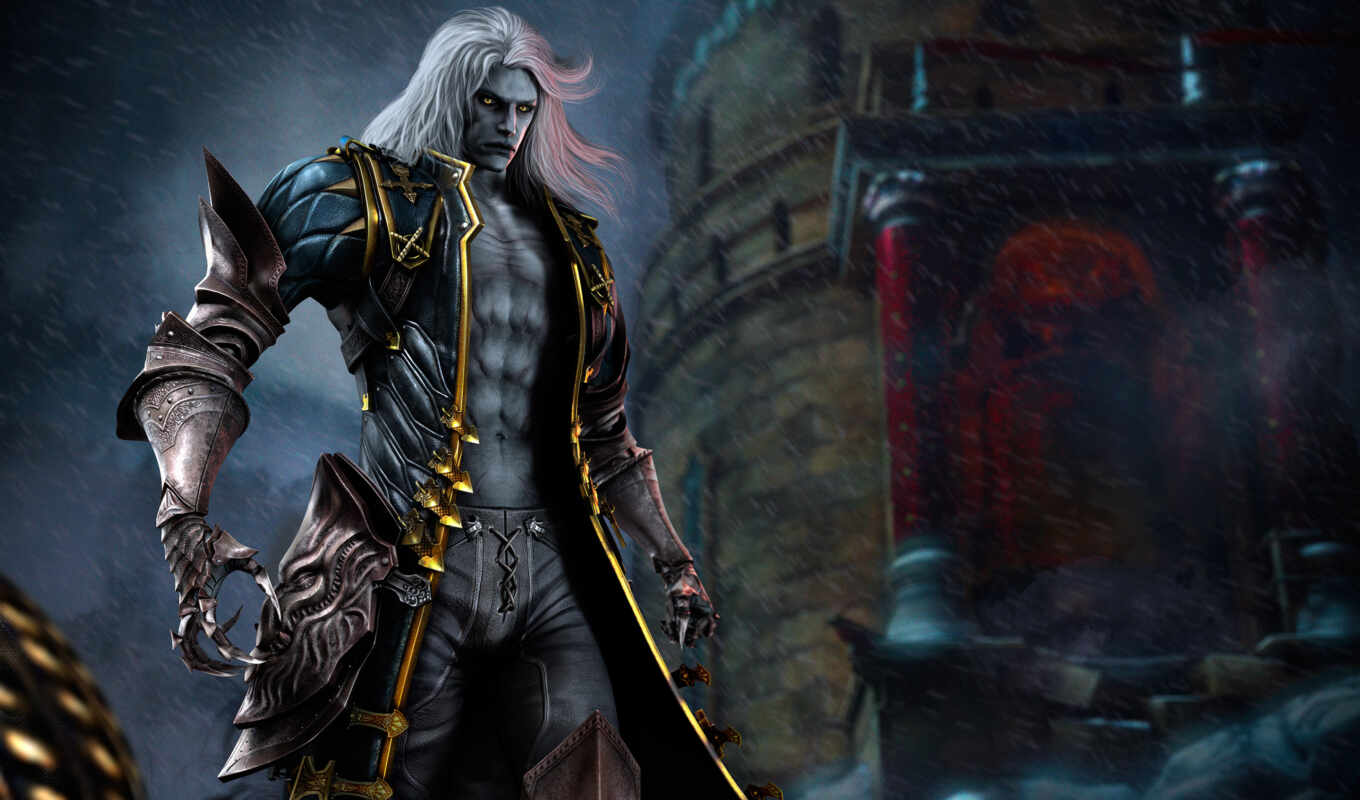 lords, shadow, castlevania, chỉ, alucard,