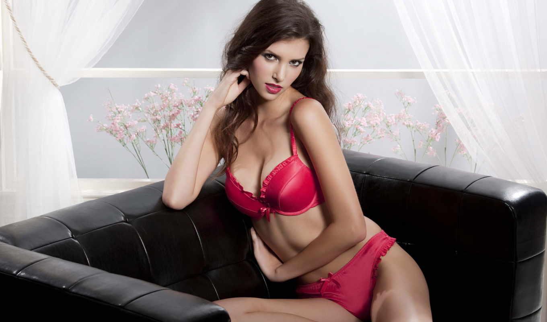 lingerie, victoria, lace, красное белье,