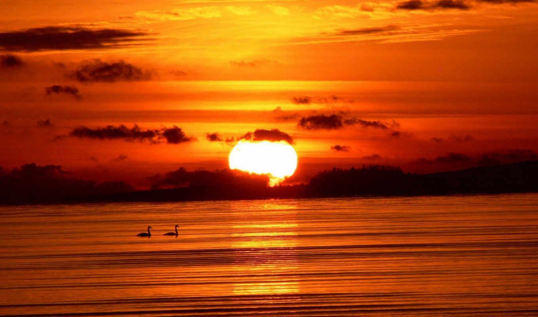 небо, sunrise, свобода, desktop, солнце, море, tags,