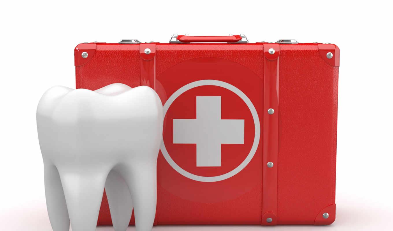 стоматология, чемодан,