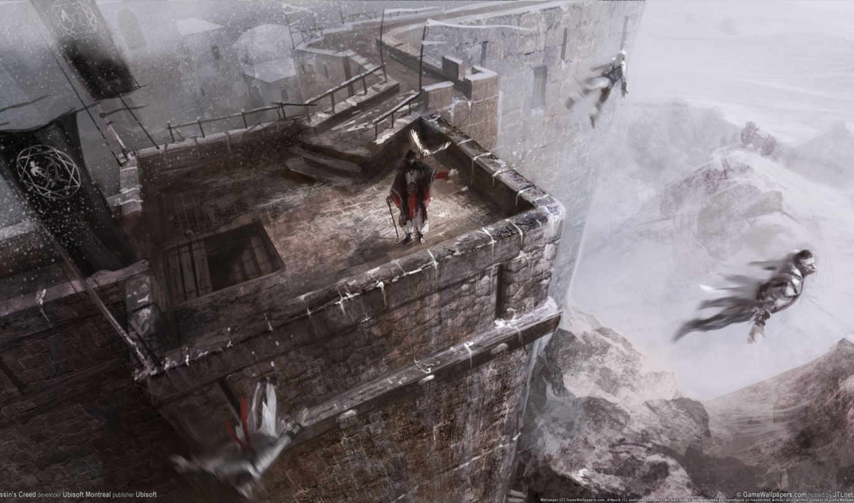 fantasy, assassins, fortress, revelations, creed, фильмы, спорт, мост, разное,