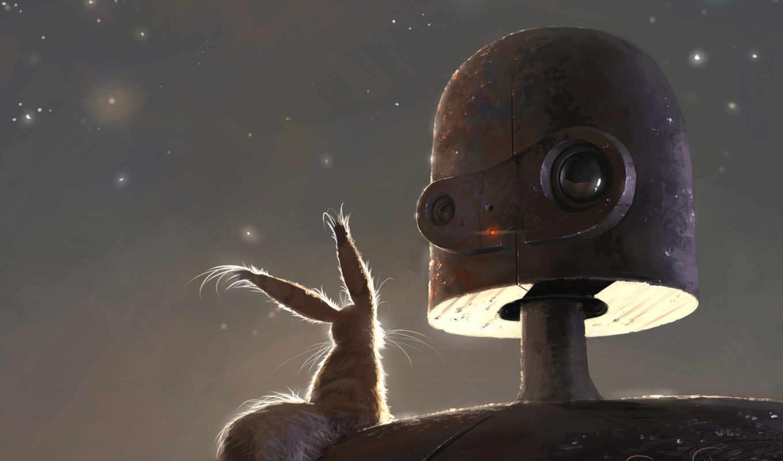 robot, castle, art, лапута, heavenly, небо,