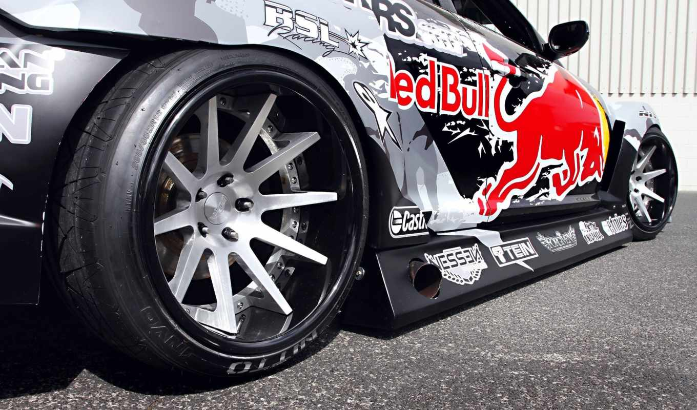 mazda, тюнинг, drift, sportcar, bull, red, widebody, racing, команда, конкурс,