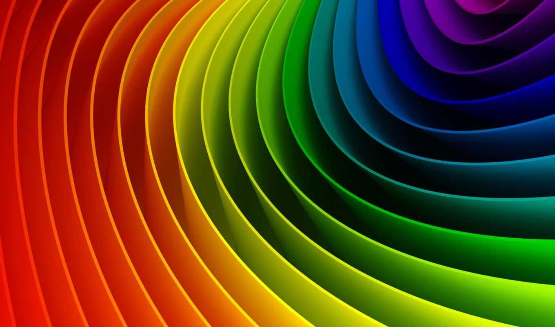 радуга, band, спектр, color