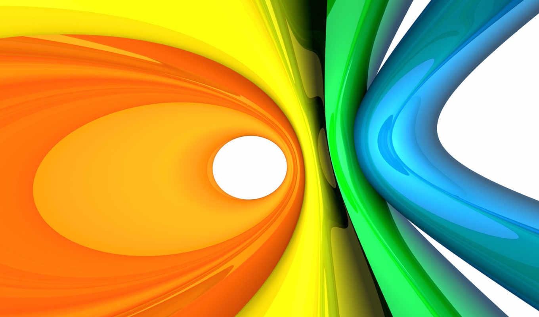 абстракция, кольца, color, смотрите, parede, papel, pattern,