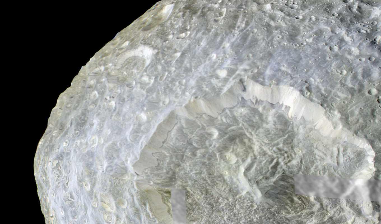 herschel, mimas, krater, cassini, op, lua, revela, saturno, scheurpagina, random,